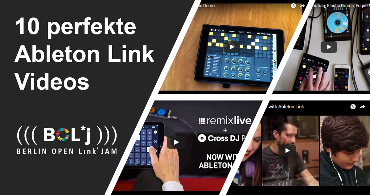 BOLj_Ableton_Link_Videos